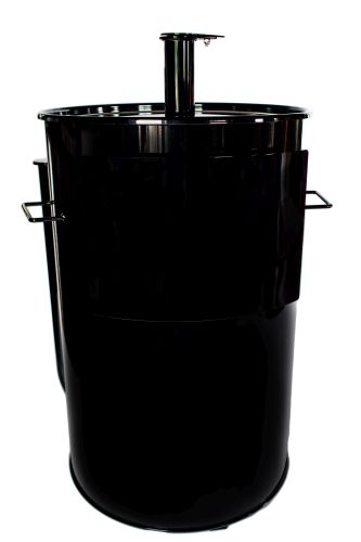 Gateway Drum Smoker 55 Gallon - Black
