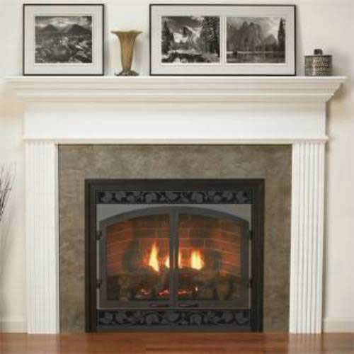 "Empire MFL48UH Profile 48"" Mantel - Unfinished"