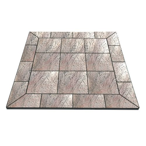 NY Hearth Model BPSSWX Hearth Pads - 54x54 table pad