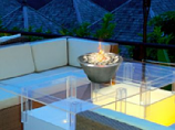 Anywhere Fireplace 90294 Oasis Indoor/Outdoor Fireplace