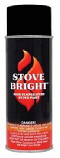 Stove Bright 1200 Degree High Temp Paint - Metallic Gray