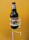 Rome Outdoor Drink Holder with Hot Dog Fork Support - Set of 2