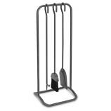 4 Piece Woodland Tool Set-Natural Iron