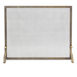 Bay Branch Embossed Single Panel Screen-Burnished Bronze