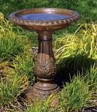 Bond Torrie Birdbath Fountain