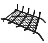 """1/2"""" Steel Grate 27"""" with Ember Retainer 5 bars"""