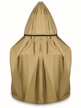 """Two Dogs 50"""" Fountain Cover - Khaki"""