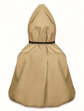 "Two Dogs 60"" Fountain Cover - Khaki"