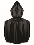 """Two Dogs 70"""" Fountain Cover -Black"""