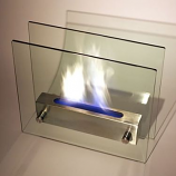 Tabletop Irradia Ethanol Fireplace