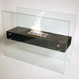 La Strada Freestanding Ethanol Fireplace