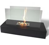 Freestanding Fiamme Ethanol Fireplace