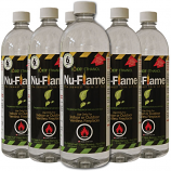 Nu-Flame Bio-Ethanol Fuel (6 Lts)