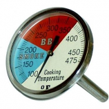 "Old Smokey 2"" Thermometer"