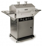 Apex Propane Grill with Cart by Holland Grill - Stainless Steel
