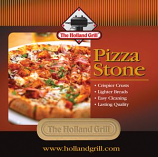 Holland Pizza Stone HGA306500 By Holland Grill