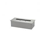Eco-Feu Stainless Steel 1.8 Liter Adjustable Tabletop Burner