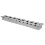 Eco-Feu Stainless Steel 41-inch 3.5 Liter Capacity Tabletop Burner