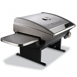 Texsport Stainless Stee All Foods Tabletop Gas Grill