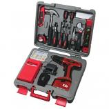 155 Piece Household Tool Kit By Apollo