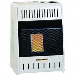 6k BTU Liquefied Petroleum Manual Infrared Wall Heater