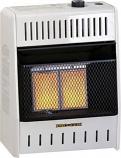 10k BTU Liquefied Petroleum Manual Infrared Wall Heater