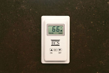 Wall Thermostat Wireless Remote