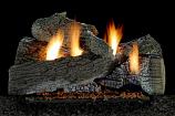 "Canyon 5 Pieces 24"" Ceramic Fiber Log Set- LOGS ONLY"