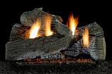 "Canyon 5 Pieces 30"" Ceramic Fiber Log Set- LOGS ONLY"