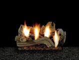 """VF Expanded Ember Bed 24"""" Harmony Burner - Natural Gas- BURNER ONLY"""