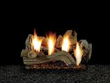 "Vent-Free Variable Flame 24"" Harmony Burner - Natural Gas- BURNER ONLY"