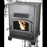 EPA Certified Pellet Heater with Igniter/Golden Eagle
