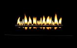 "MV 18"" 10000 BTU Loft Vent-Free Burner - Liquid Propane- BURNER ONLY"