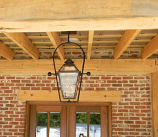 Magnolia Medium Ceiling Yoke Lantern