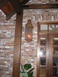 Sarasota Large Copper Wall Mount Lantern