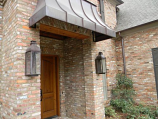 Sarasota Medium Copper Wall Mount Lantern