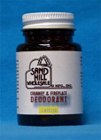 Chimney Deodorant - Lemon Fragrance