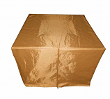 Fire Pit Heavy Duty Waterproof Cover - Tan