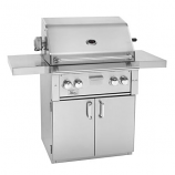 "30"" Alturi Stainless Steel Gas Grill Cart - Cart Only"