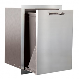 Trash Drawer SSTD-1 By Summerset Grills