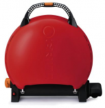 Pro-Iroda O-grill Portable Upright Gas Grill 600, Red