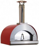 Large Italian Wood Burning Built-In Pizza Oven - Bull BBQ