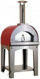 Large Italian Wood Burning Freestanding Pizza Oven - Bull Barbecue