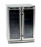 Stainless Steel Outdoor 4.8 Cu Ft Beverage Center