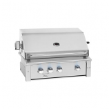 "Summerset Grill Heads 36"" Alturi Stainless Steel Natural Gas Grill Head"