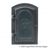"Vestal Manufacturing Cast-Iron Access Door, 8"" X 12"""
