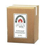 Fatwood Refill - 20 Lb Box By Minuteman