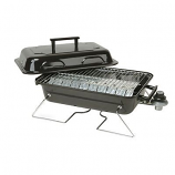 """Portable Square Tabletop Gas Grill - 19 x 11.5"""""""