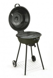 Vortex Standing Round Charcoal Grill by Marsh Allen - 18""