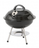 Marsh Allen Tabletop Vortex Charcoal BBQ Grill - 14""
